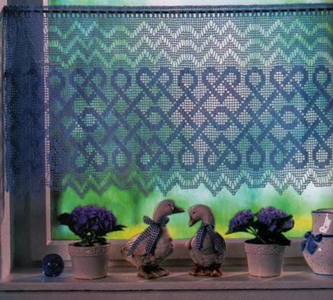 Схемы и модели вязания спицами