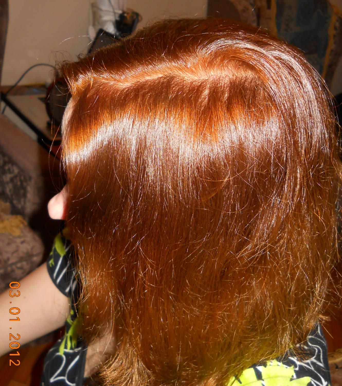 фото красивой прически из кос
